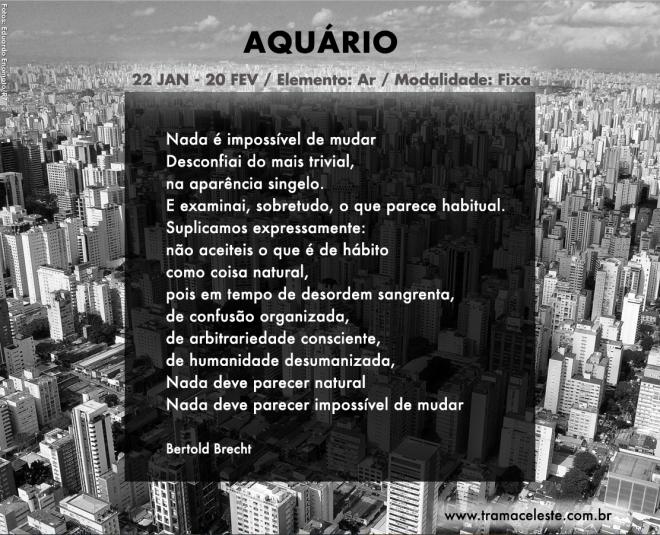 aquario brecht