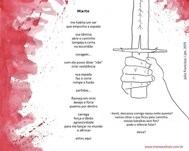 Marte poema